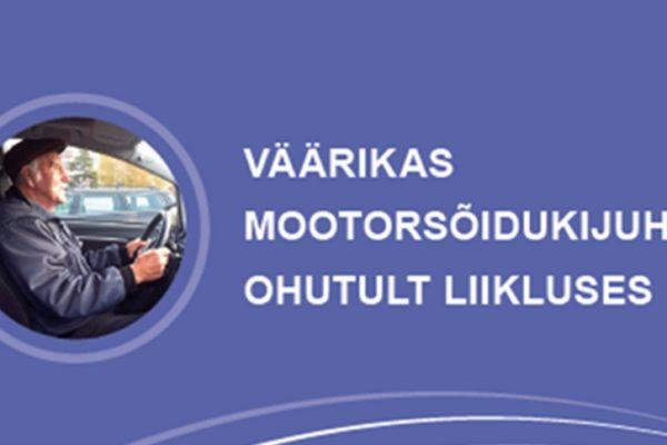"""904d3f6958f Täiendkoolitus """"Väärikas mootorsõidukijuht"""" jagab ohtralt asjalikke  näpunäiteid"""